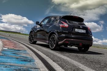 Адреналиновые инъекции Nissan Juke Nismo RS