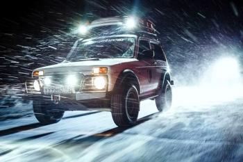 «Дикари» проверят выносливость кроссовера X Рей на двух «зимниках» в Арктике