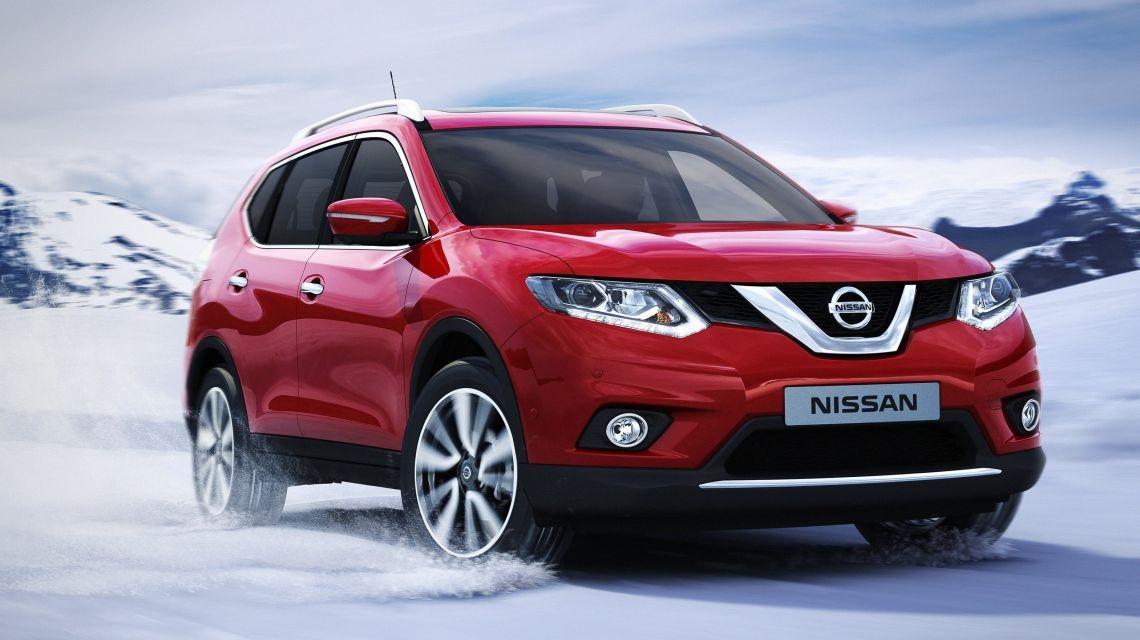 Nissan X-Trail — стильный метросексуал