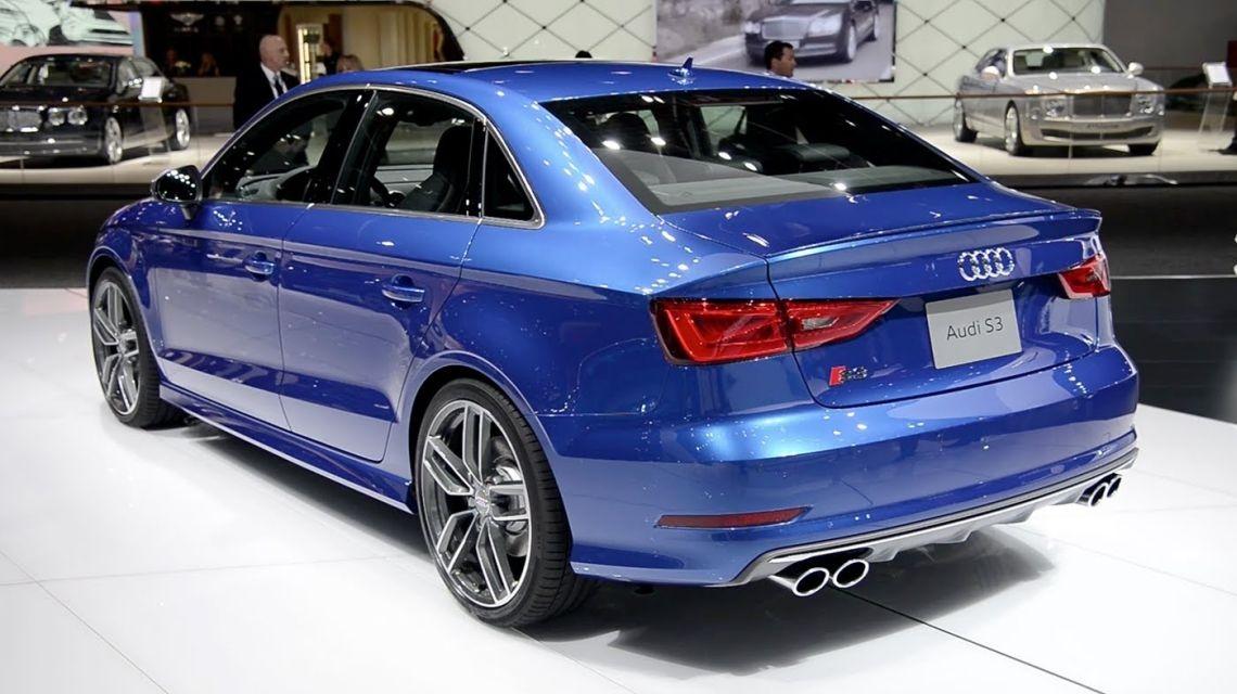 Audi S3 – спортивная практичность