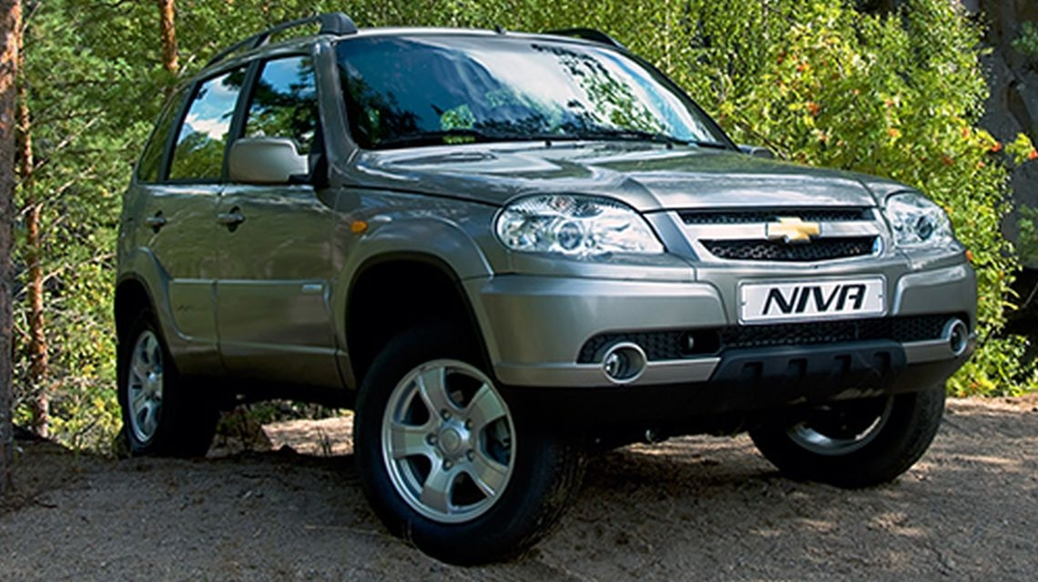Рассекречен новый мотор для Chevrolet Niva