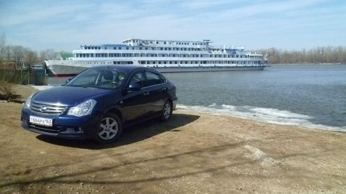 Отзыв владельца о Nissan Almera 2013 г.в.