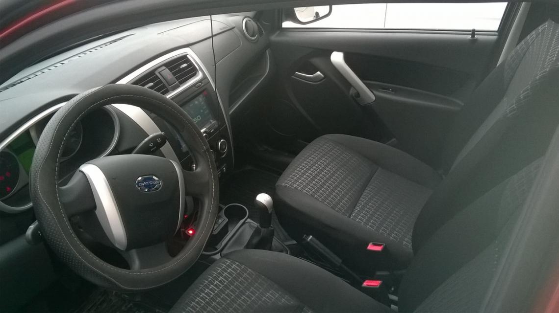 Отзыв владельца Datsun mi-Do 2016 г.в.