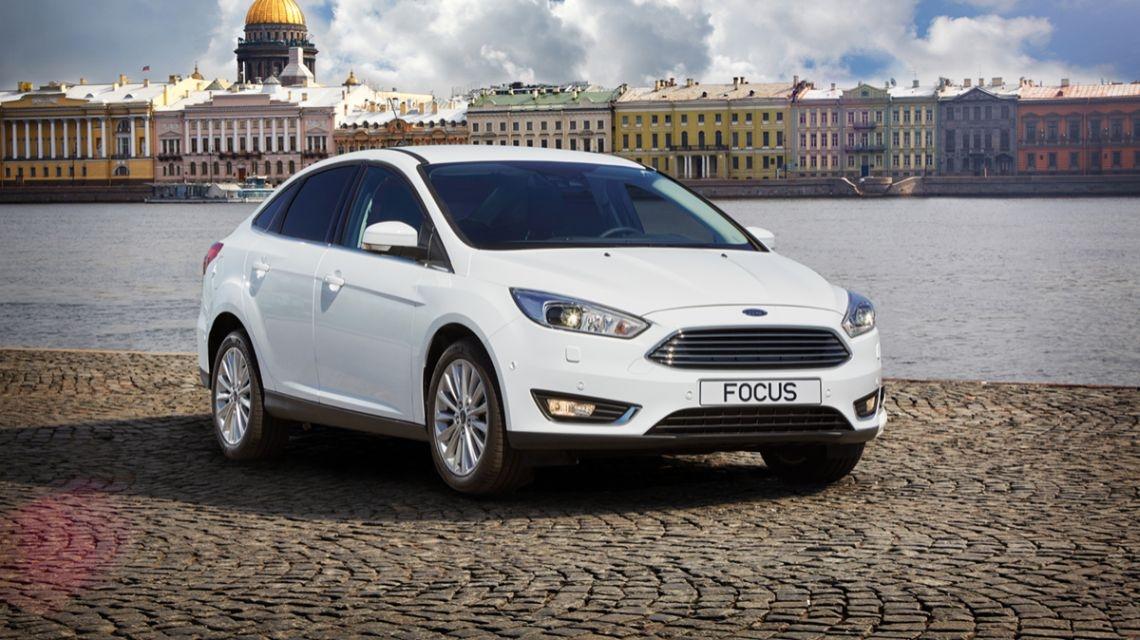 Российский Ford Focus теперь грязи не боится