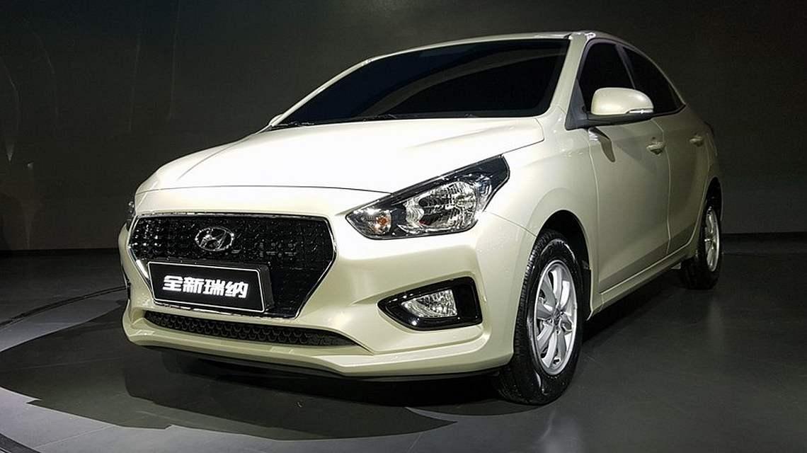 Hyundai представил новую интерпретацию «старого»  Solaris