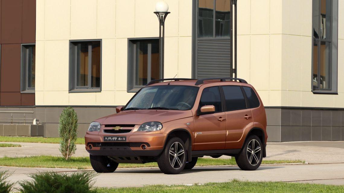 GM-АВТОВАЗ готовит новую версию «Нивы»