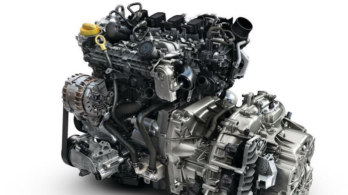 Renault представила новый турбодвигатель