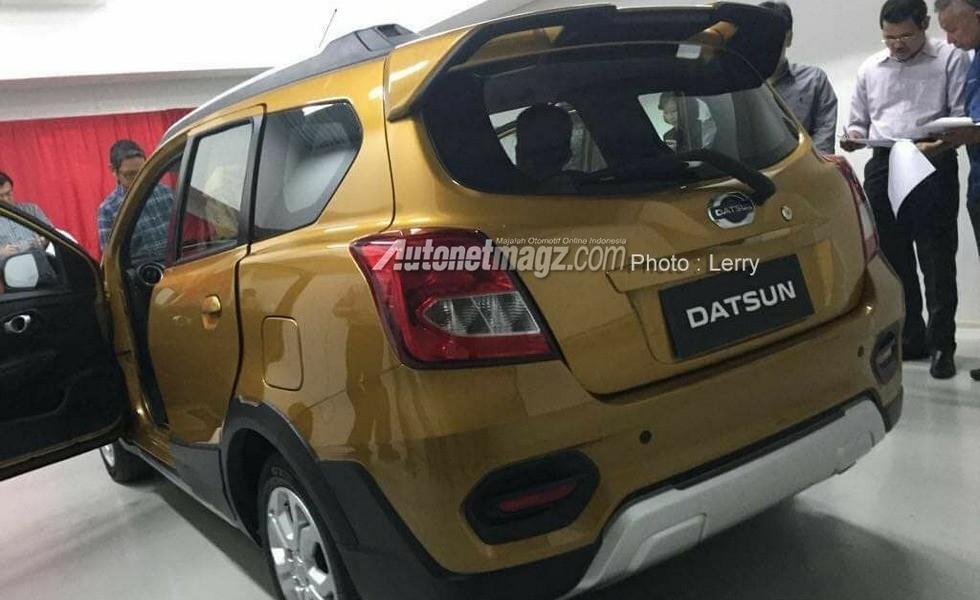Новая модель Datsun: кроссовер или кросс-версия?