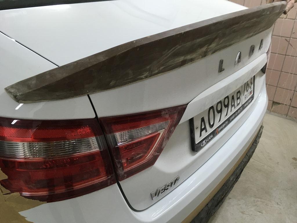 Отсчёт начался: в Сети появились новые фото и данные о LADA Vesta Rally Sprint