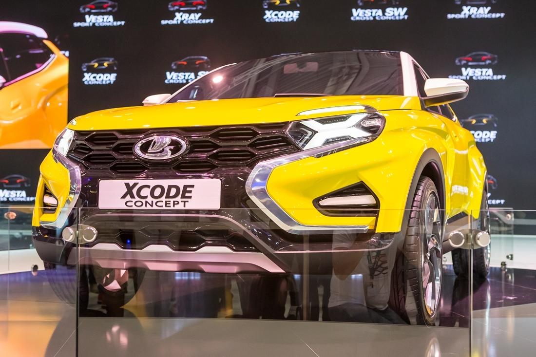 Судьба концепта XCODE: Секреты конструкции новой модели LADA
