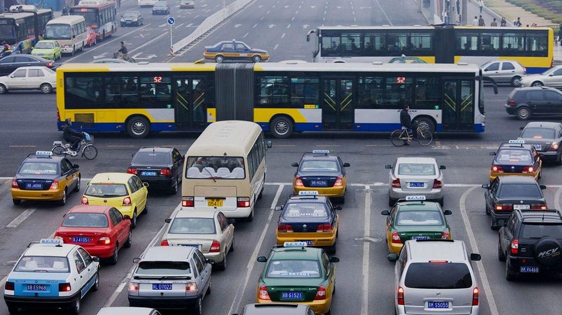 Пекинским автовладельцам будут платить за отказ от вождения машины