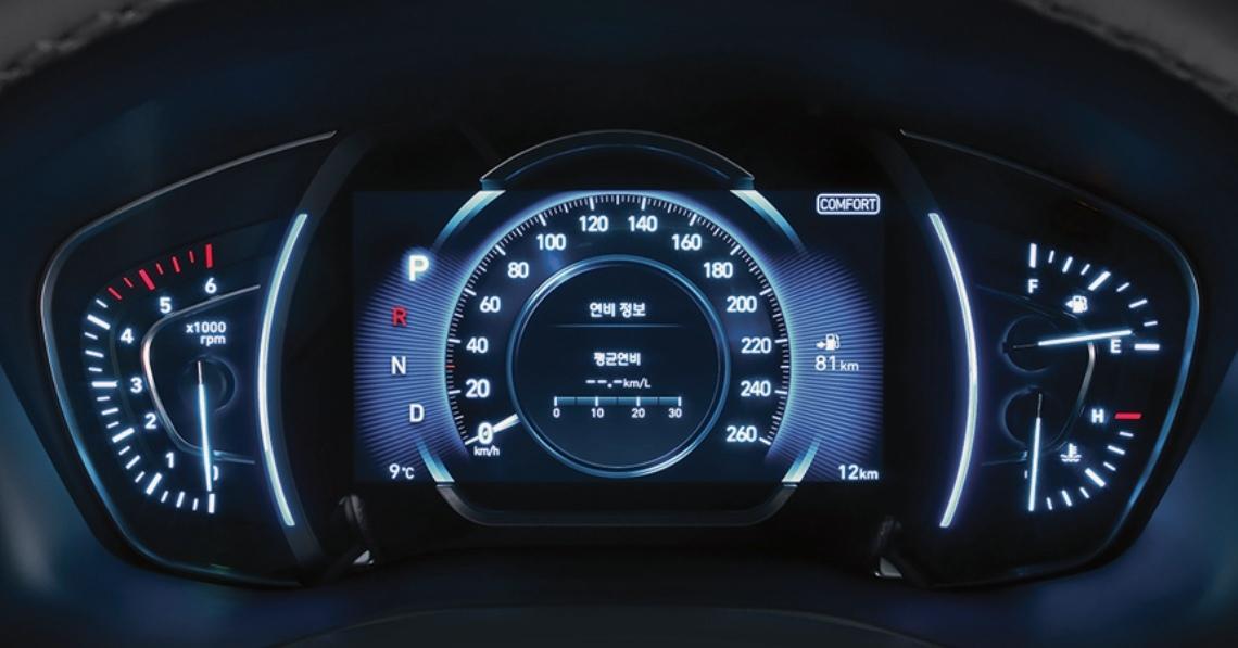 Ставка на стиль и габариты: Новый Hyundai Santa Fe рассекречен