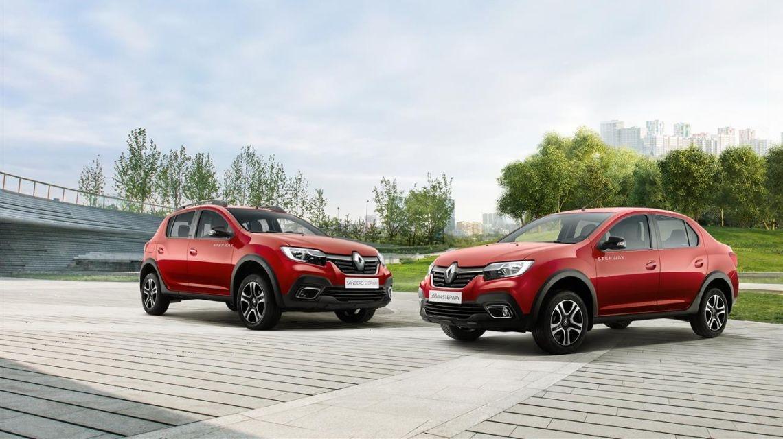 Раскрыты подробности внедорожных Renault Sandero, Logan и Dokker для России