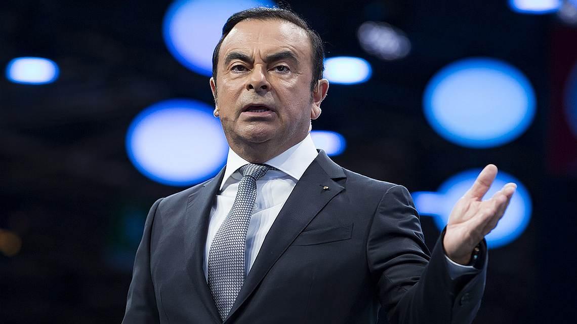 Глава  Renault-Nissan-Mitsubishi сдался прокуратуре