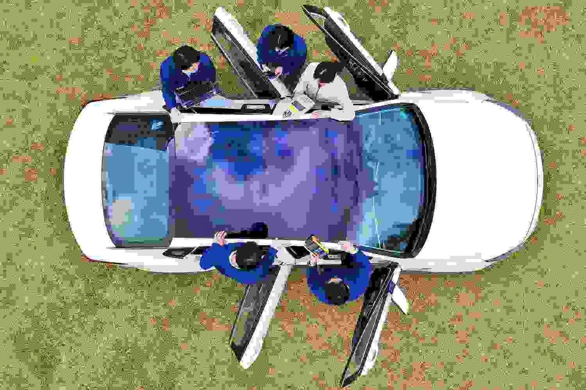 Kia и Hyundai поедут на солнечных батареях