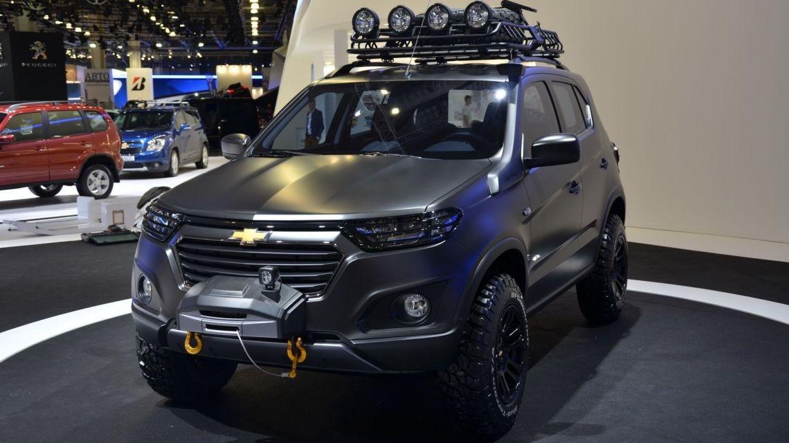 Chevrolet Niva готовят второй рестайлинг