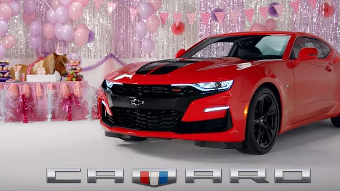 Новая рекламная война автобрендов: Chevrolet против Ford